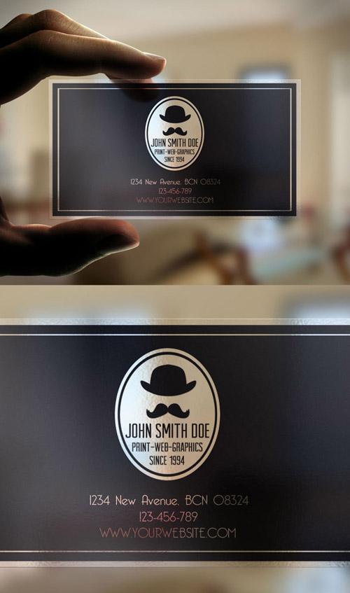 Business card design tumbleroot blog image colourmoves