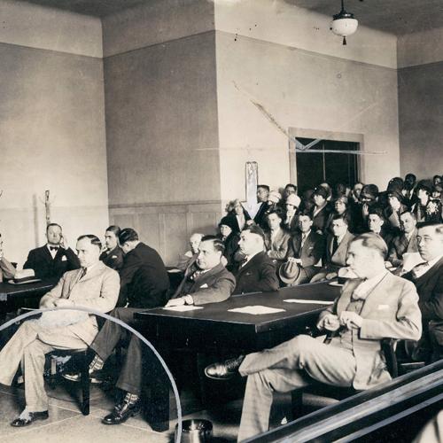1920s jury
