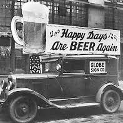 happy days are beer again