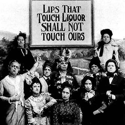 prohibition ladies