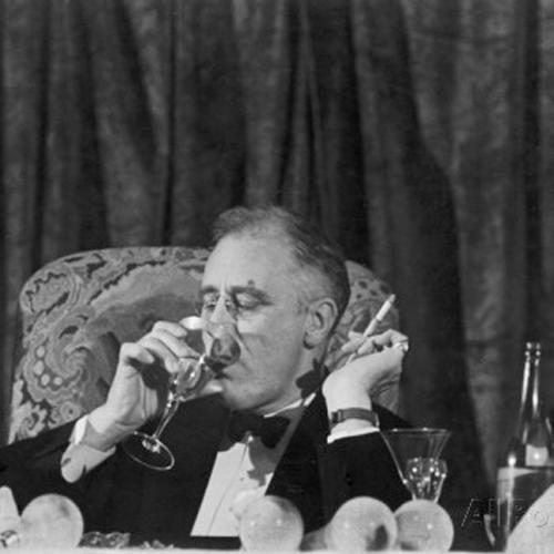roosevelt drinking