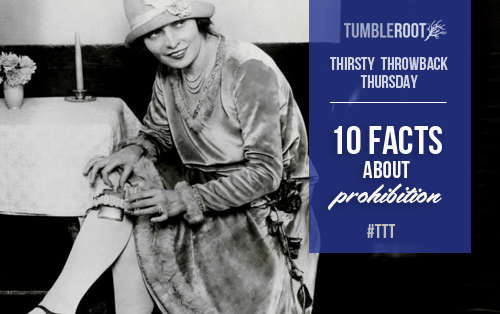 thirsty throwback_prohibition