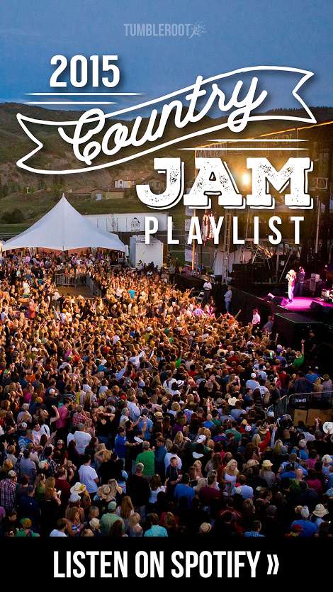 country jam playlist