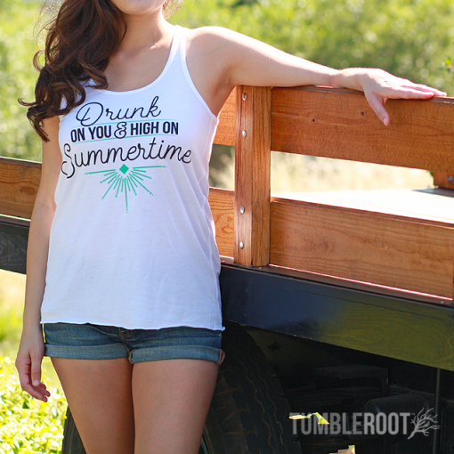 Buy this tank top at TumbleRoot.com.