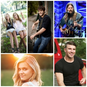 CMA Awards new artist of the year nominees